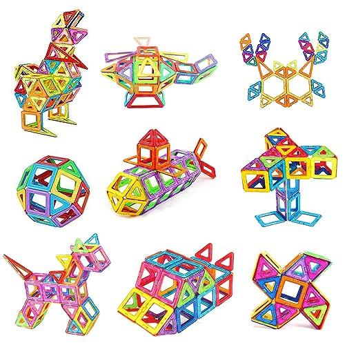 Buy Magnetic Blocks,Ailuki 109 Pcs 3D Magnetic Building Blocks Set