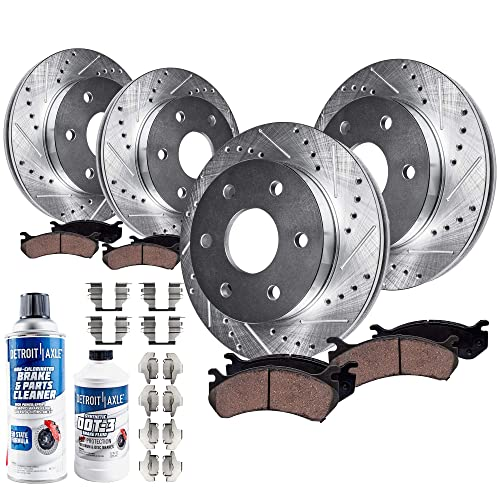 Disc Brake Hardware Kit Front Centric 117.35024