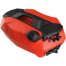 OEM BRP Sea-Doo Spark Snap-In High Visibility Red Fenders 295100418 by Sea-Doo