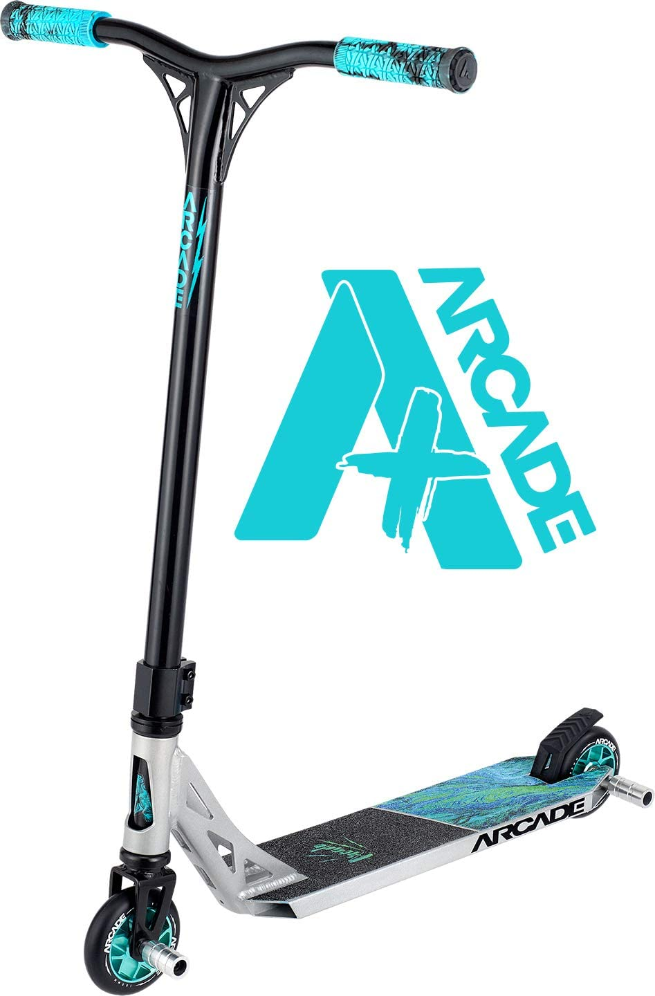 Buy Arcade Pro Scooters Plus Stunt Scooter for Kids 20 Years and ...