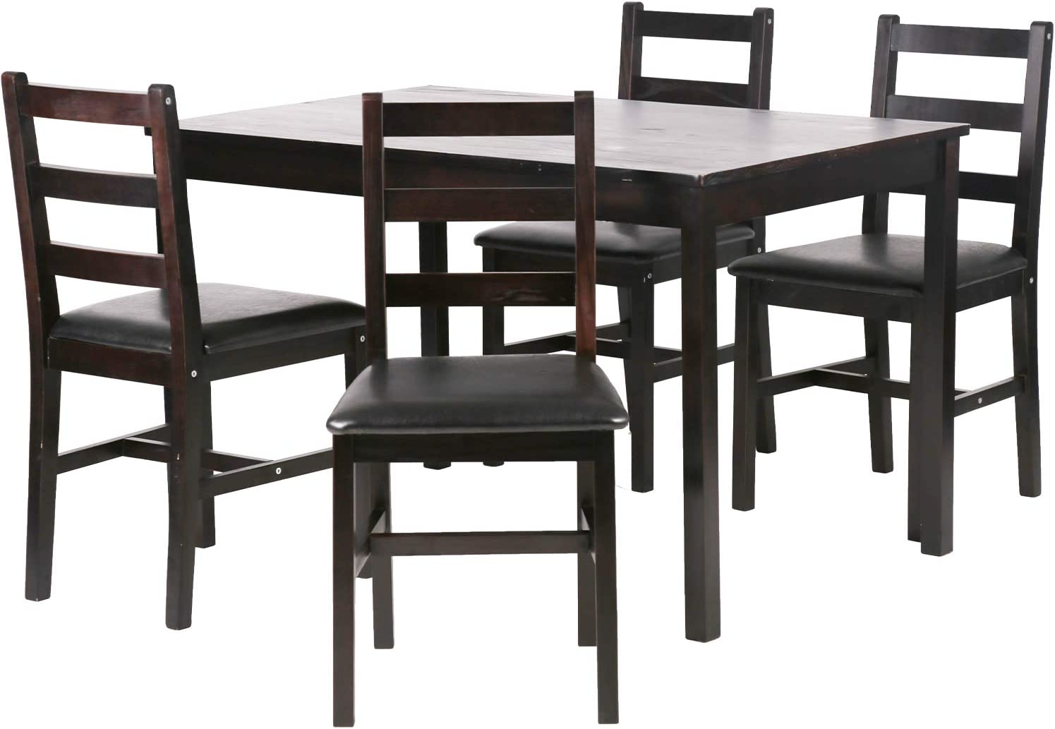Buy Dining Table Set Kitchen Dining Table Set Wood Table and ...