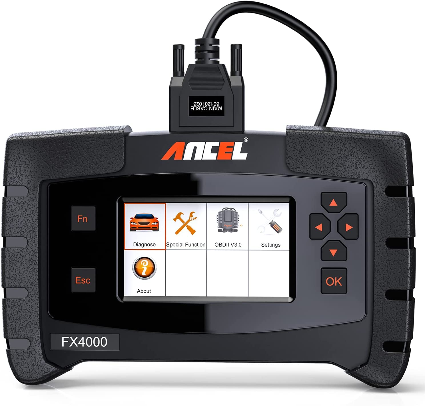 Buy ANCEL FX20 Pro All System Automotive OBD II Scan Tool ...
