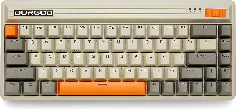 Buy Durgod Fusion Mechanical Keyboard   20 Layout   Doubleshot ...