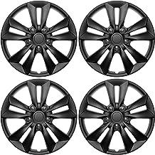 SPARCO SPC1594BKBL Set Wheel Covers Veneto 15-inch Black//Blue